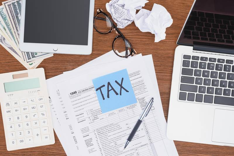 Docments required by tax experts to file taxes