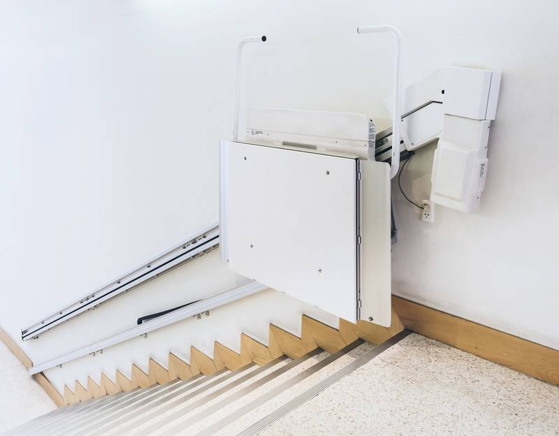 Stair Lift to Help Senior Citizens